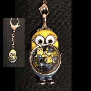 Despicable Me Minion Locket Origami Owl